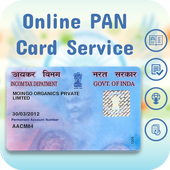Online PAN Card Service icon