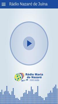 Rádio Nazaré de Juína apk screenshot