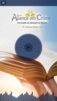 Radio Aliança em Cristo poster
