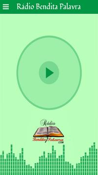 Rádio Bendita Palavra poster