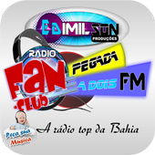 Radio Fã Club P.A Dois FM icon