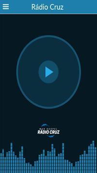 Web Gospel Rádio Cruz poster