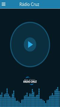 Web Gospel Rádio Cruz apk screenshot