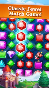 Jewels Legend - Match 3 Puzzle poster