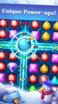 Jewels Legend - Match 3 Puzzle apk screenshot
