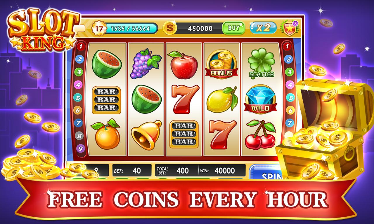 Vegas Slot Machines Free