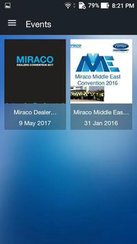 Miraco apk screenshot