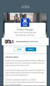 LinkedIn poster