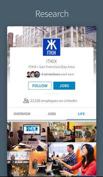LinkedIn apk screenshot