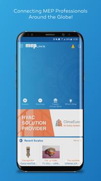 MEPLinks poster