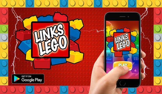Links LEGO Juniors 2018 poster