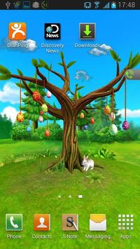 Easter Day:Magic Egg & Tree poster