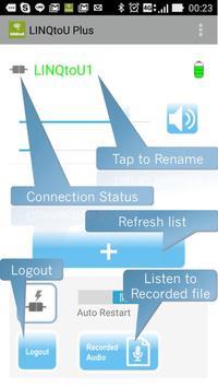LINQtoU  Plus apk screenshot