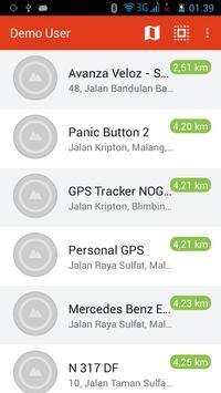SimtechGPS apk screenshot