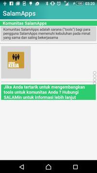Salam screenshot 1