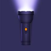 Linterna Simple icon