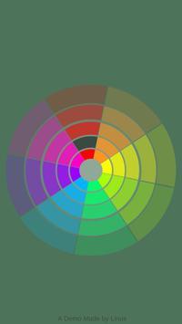 RainbowRound apk screenshot