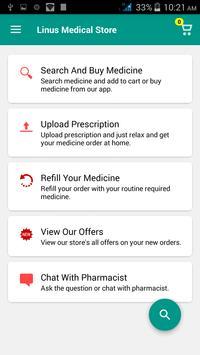Linus Medical Store poster