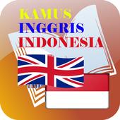 Kamus Bahasa Inggris - Indonesia Lengkap icon