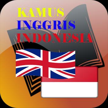 Kamus Bahasa Inggris - Indonesia Lengkap poster