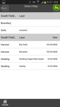 John Deere Mobile Farm Manager apk screenshot