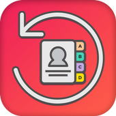 Contacts Backup Restore Easy icon