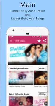Hindi Video Songs - Trailers - Latest Videos Songs screenshot 2