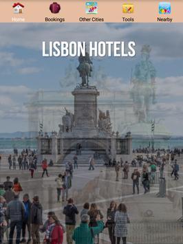 Lisbon Hotels poster