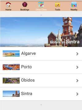 Lisbon Hotels apk screenshot