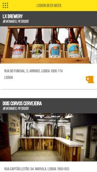 Lisbon Beer Week apk screenshot