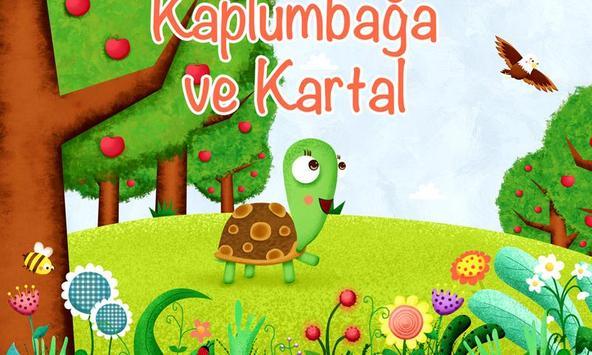 Kaplumbağa ve Kartal poster