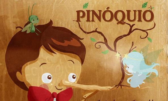 Pinóquio poster