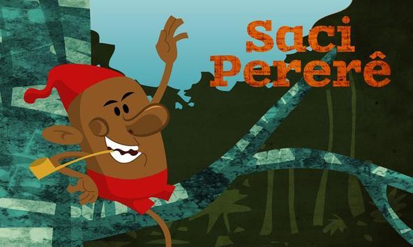 Die Geschichte von Saci Pererê poster