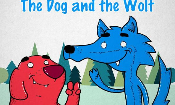 The Dog and the Wolf poster