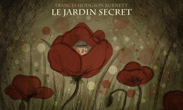 Le jardin secret poster