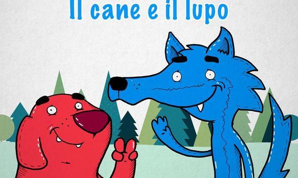 Il cane e il lupo poster