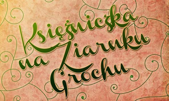 Księżniczka na Ziarnku Grochu poster