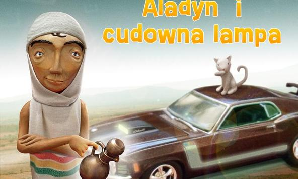 Aladyn i Cudowna Lampa poster
