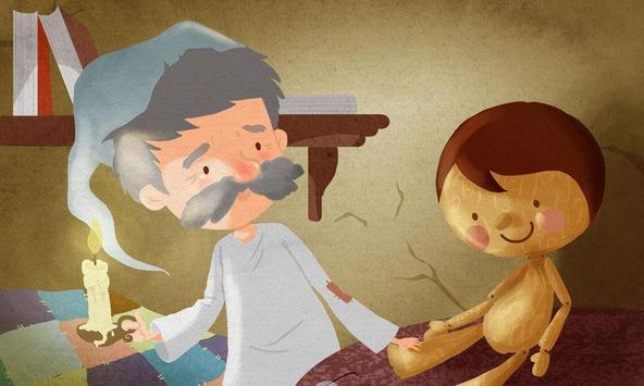 Пиноккио apk screenshot