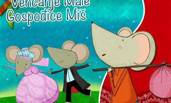 Venčanje Male Gospođice Miš poster