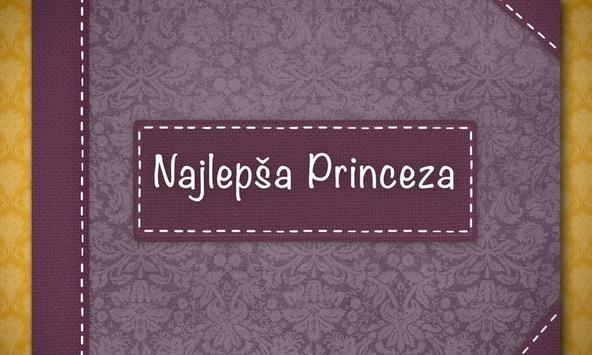 Najlepša princeza poster