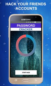 Password Cracker Simulator apk screenshot