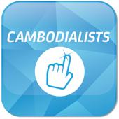 Cambodia Lists icon