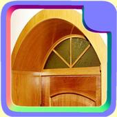 Arched Transom Window icon