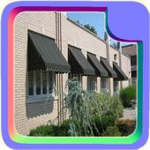 Awning Window Design icon