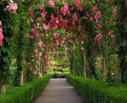 Flowers Garden Arches apk screenshot