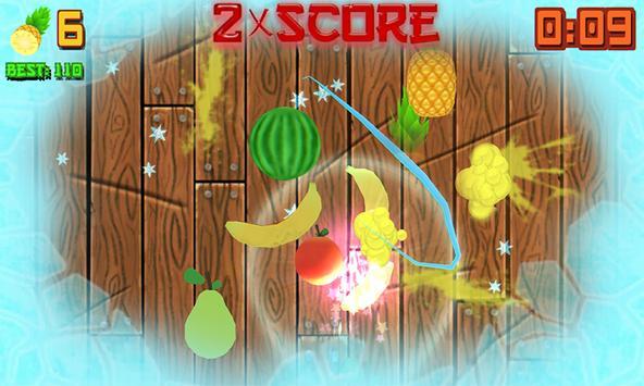 Fruit Cut Slice apk screenshot