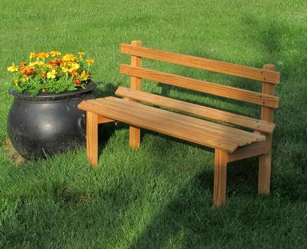 Diseño de taburete de jardín de madera Descarga APK - Gratis Estilo ...