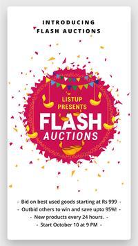 ListUp poster