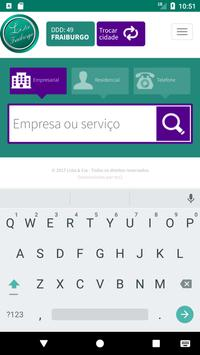 Lista Fraiburgo apk screenshot